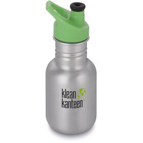 Klean Kanteen Kid Classic - Gourde - Sport Cap 355ml argent